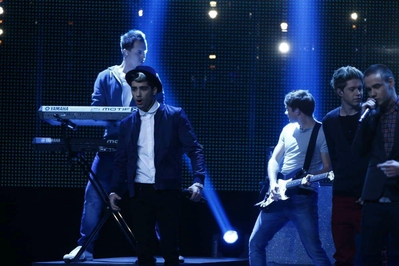 NOV 02ND - ON X FACTOR SWEDEN