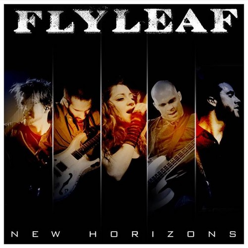 Flyleaf wallpaper entitled New Horizons