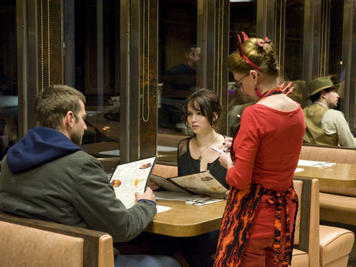 "New Stills: Jennifer as Tiffany in ""Silver Linings Playbook"""
