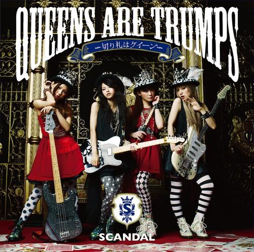 New album「QUEENS ARE TRUMPS -Kirifuda wa Queen-」[CD Only -Regular Edition-]