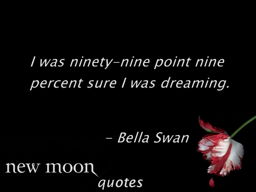 New moon quotes 1-20 - new-moon Fan Art