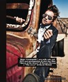 "New scans: Rob in ""L'Uomo Vogue"" magazine {November 2012}. - robert-pattinson photo"