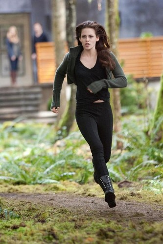 "New still of Kristen in ""The Twilight Saga: Breaking Dawn, Part 2""."
