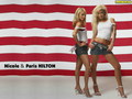 Nicole & Paris Hilton - paris-hilton wallpaper