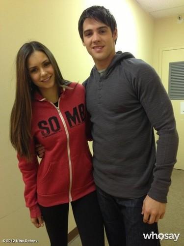 Nina and Steven