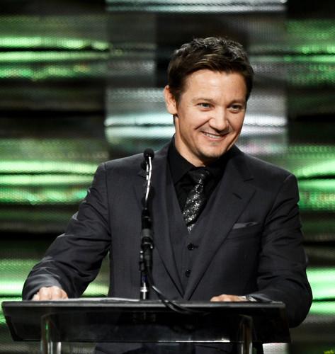 OCT 29, 2012 Jeremy attended Casting Society of America's 2012 Artois Awards