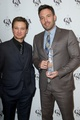 OCT 29, 2012 Jeremy attended Casting Society of America's 2012 Artois Awards - jeremy-renner photo