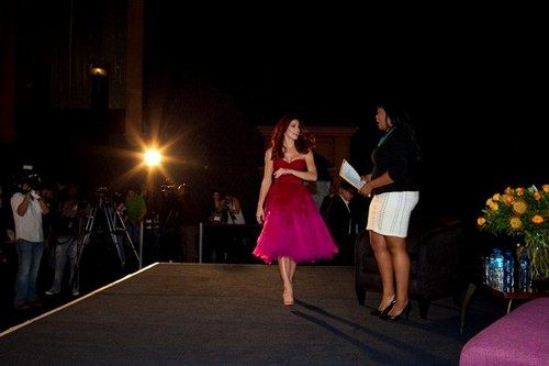 October 25 - 'Breaking Dawn - Part 2' tagahanga Event, South Africa
