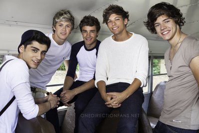 One Direction Take Me Home Photoshoots