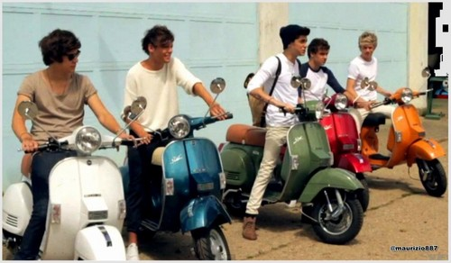 One Direction Take Me Home photoshoot 2012
