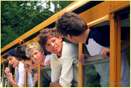 One Direction Take Me প্রথমপাতা photoshoot 2012