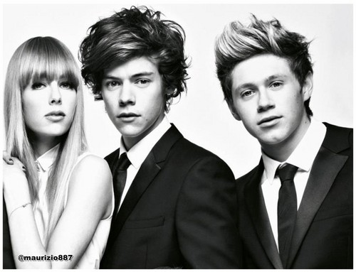 One Direction Vogue Magazine 2012