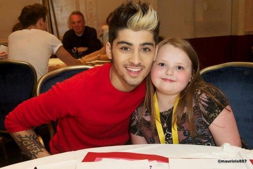 One Direction at Rays of Sunshine