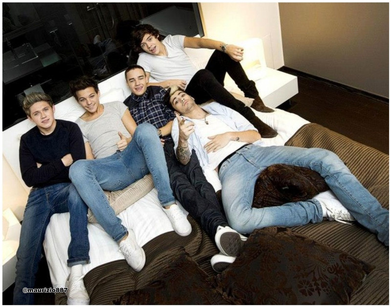 One Direction in Stockholm, 2012
