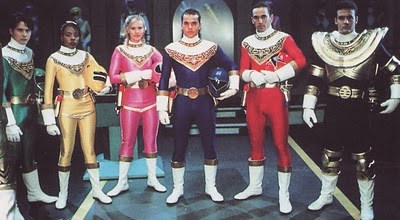 POWER GANGERS ZEO