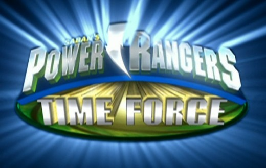 Power rangers time force logo the power rangers photo 32635018