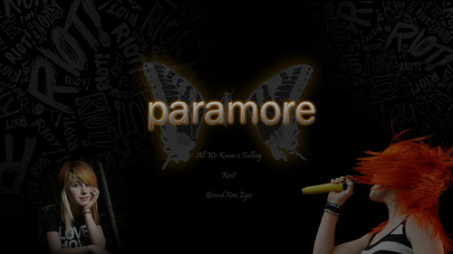 Paramore: Hayley Williams wallpaper