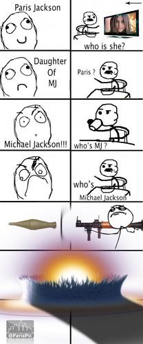 Paris Jackson Troll Meme MJ (@ParisPic)