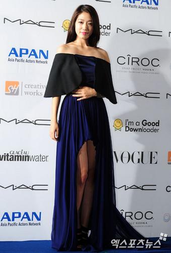 Park shin hye in 2012 APAN