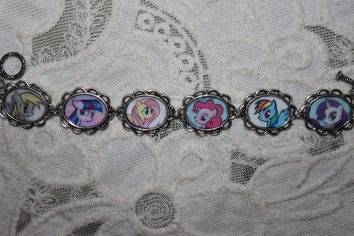 Pick Your Own Ponies MLP bracelet