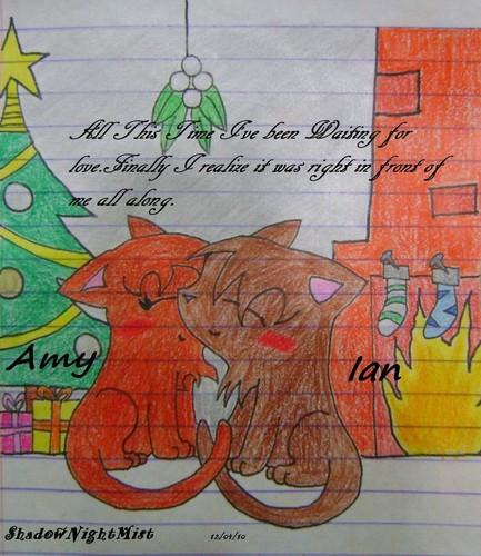 Pics of Amy + Ian