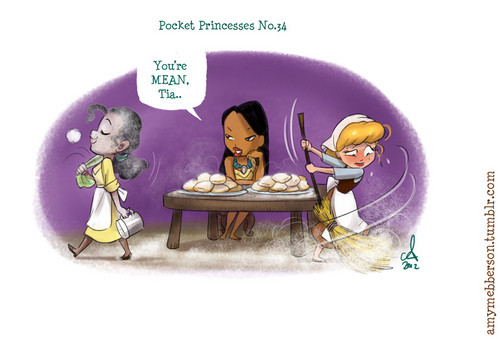 Pocket Princesses 34