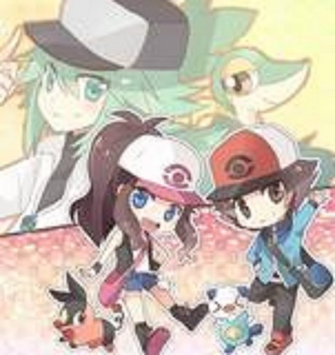 Pokemon Black & White