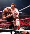 RAW 15th October 2012