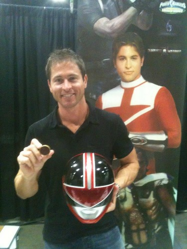 RED RANGER TIME RANGER