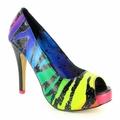 Rainbow High Heels!!!!! =O