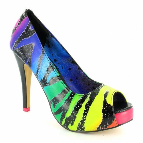 cầu vồng High Heels!!!!! =O