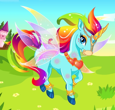 regenboog Unicorn