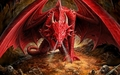 Red Dragon - fantasy photo