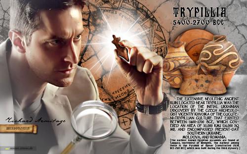 Richard-archaeologist