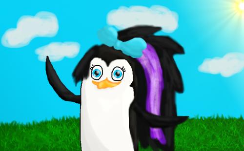 Rina the pingüino, pingüino de :3