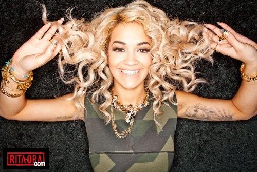 Rita Ora - Photoshoots 2012 - Gino DePinto AOL
