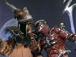 Rita Repulsa and Lord Zedd