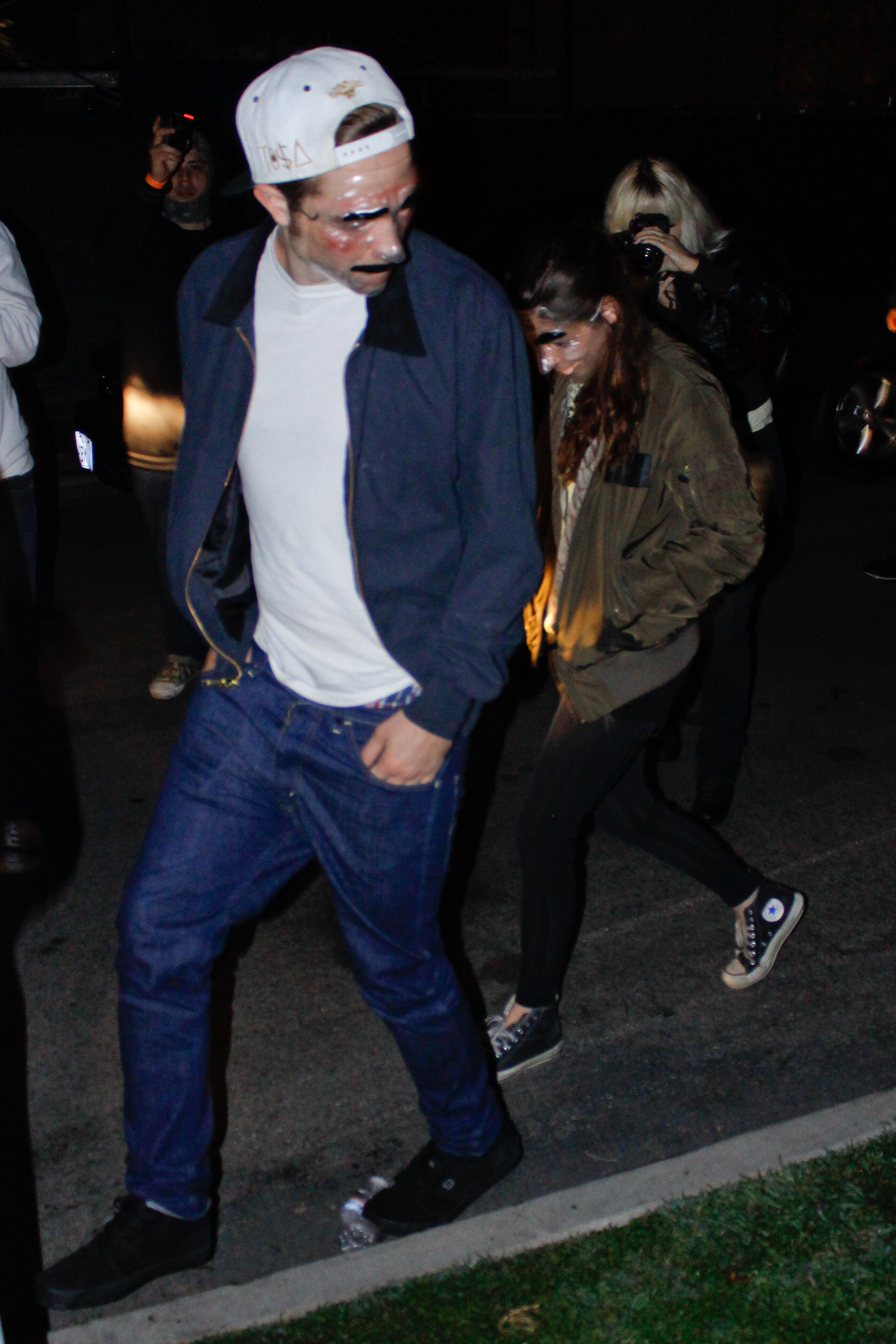 Are rob and kristen dating again after widowed singles with kids