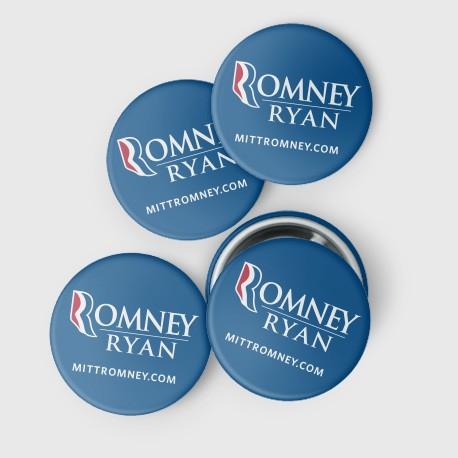 Romney Campaign Button