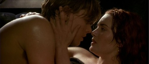 Titanic fond d'écran possibly with a hot tub, skin, and a portrait entitled Rose & Jack