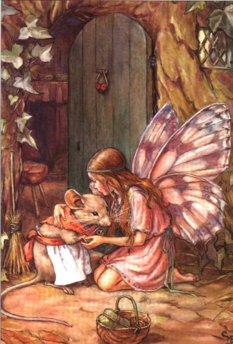 Rosebud, the fairy