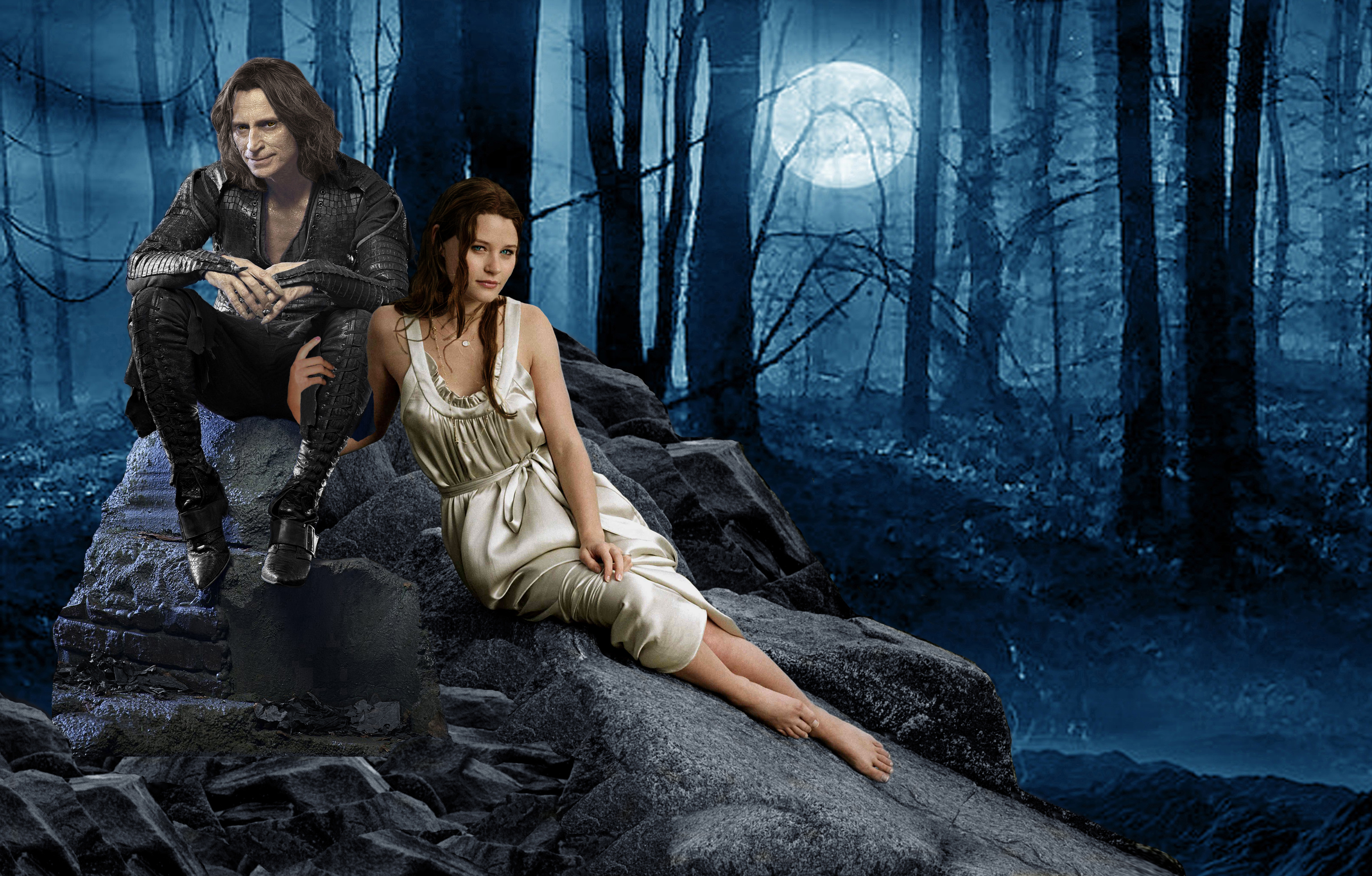 Rumplestiltskin Belle HQ once upon a time 32672997 3206 2048 - Once Upon a Time / Yabanc� Dizi