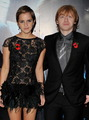 Rupert and Emma DH1 London prem - rupert-grint-and-emma-watson photo
