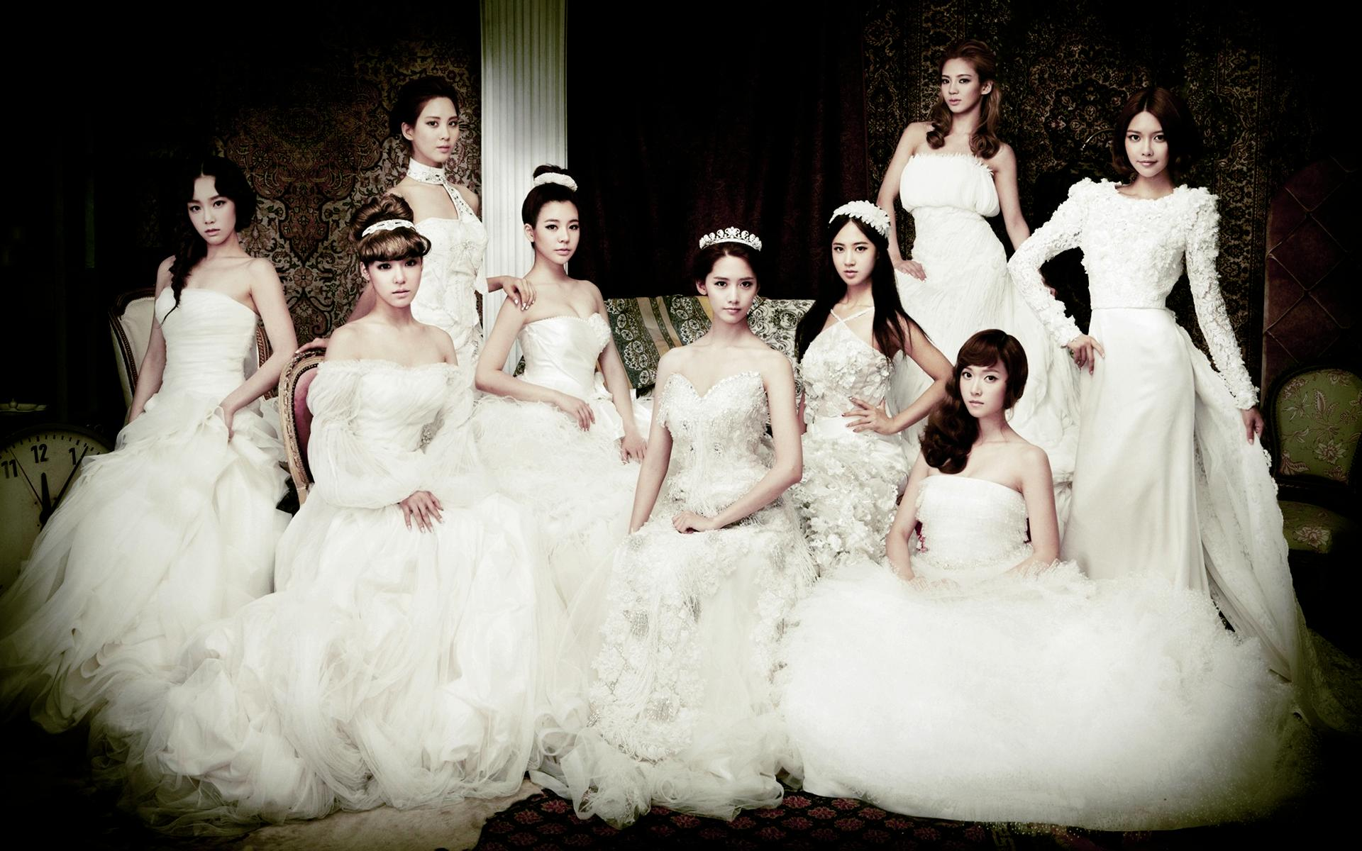 SNSD Girls' Generation The Boys