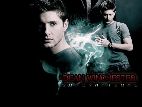 SPN Dean Winchester