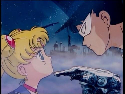 Sailor Moon & Tuxedo Mask ✯