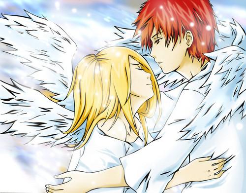 SasoDei - Sweet Angelic Embrace