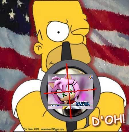 """Say Goodbye Amy"""" -Homer"""