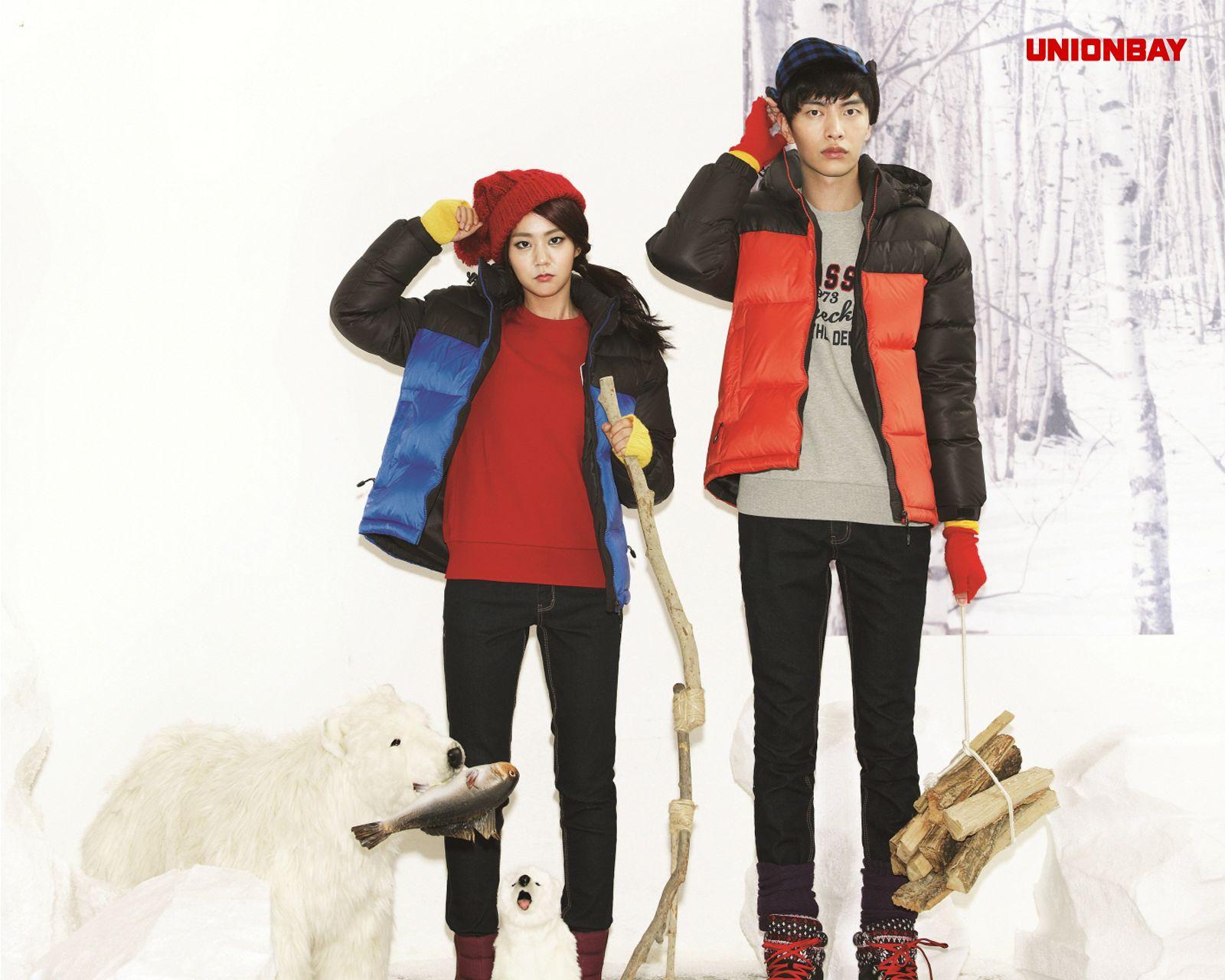 Seung yeon & Jiyoung & Lee Min Ki for Onionbay