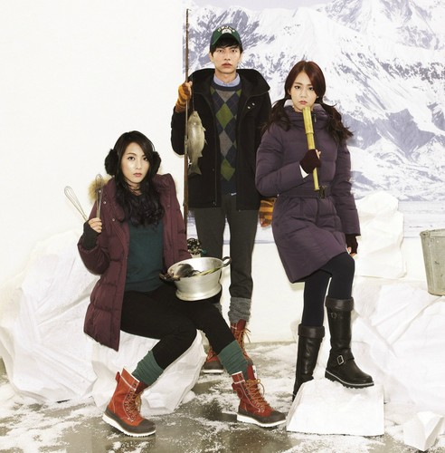Seung yeon & Jiyoung & Lee Min Ki for Onionbay
